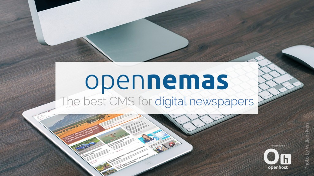Create your newspaper now: it si free!