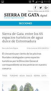 Article Sierra de Gata Digital without AMP
